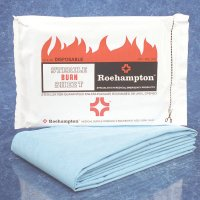 Sterile Burn Sheet