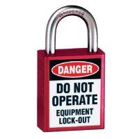 American Lock® Message Padlocks - Keyed-Differently