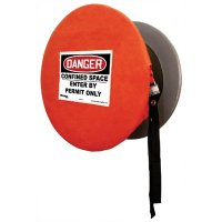 Master Lock® Confined Space Covers
