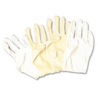 Cotton Inspector's Gloves