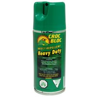 Croc Bloc™ Heavy Duty Insect Repellent