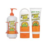 Croc Bloc™ SPF 30 Sunscreen Lotion