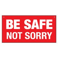 Custom Bulk Safety Signs