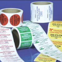 Custom Consecutively Numbered Labels