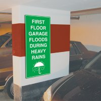 Custom Size Blank And Custom Magnetic Signs