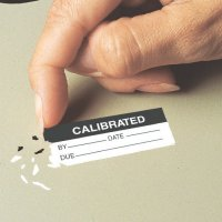 Custom Tamper-Evident Write-On Labels
