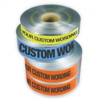 Custom Underground Warning Tapes
