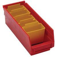 Bin Cups For Durable Plastic Shelf Bins