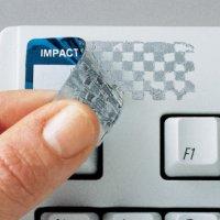 DuraGuard® Tamper Evident Property ID Labels