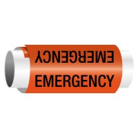 Emergency - Snap-Around Electrical Markers