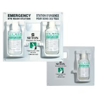 Emergency Eyewash Wall Stations