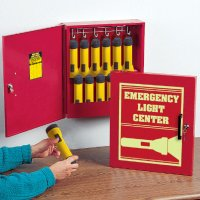 Emergency Flashlight Centers
