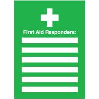 First Aid Responders Emergency Frame