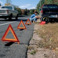 Cortina Emergency Warning Triangle Kit 95-03-009(3)