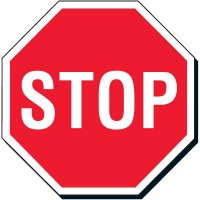 Facility Stop Signs - Stop