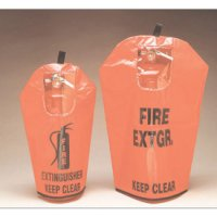 Brooks FEC1W Fire Extinguisher Covers - 5 to 10 lb.