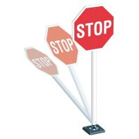 Flex Sign System - Stop Sign