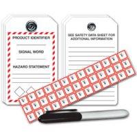 GHS Tag/Pictogram Label Kits