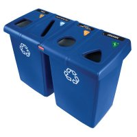 Glutton Recycling Stations