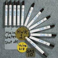 GP-X Valve Action Markers