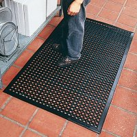Heavy-Duty Industrial Workstation Mat