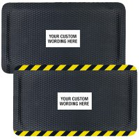 Hog Heaven™ Custom Safety Message Anti-Fatigue Mats