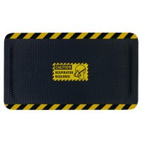 Anti-Fatigue Mats - Respirator Required