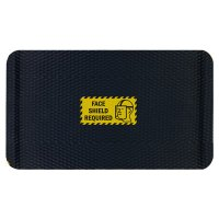 Hog Heaven Safety Message Anti-Fatigue Mats - Face Shield Required