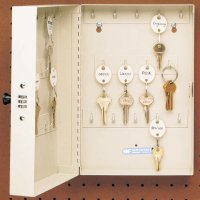 Hook Key Cabinets