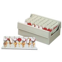 Dupli-Key In Drawer Key Cabinet@ White