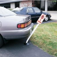 In-Ground Flexible Stanchions