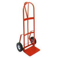 Industrial Duty Steel Hand Truck with D-Handle