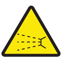 International Symbols Labels - Splash Hazard