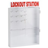 Large Adjustable Station with Locking Center