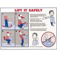 Lift It Safely Poster