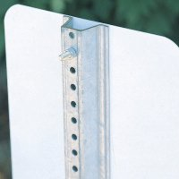 M.T.O. Sign Posts Mounting Hardware