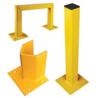 Machinery Guards, Bollards and Corner Guards