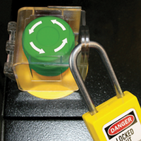 MasterLock® Push Button Covers