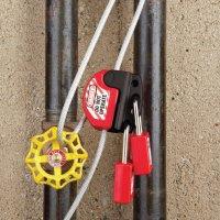 MasterLock® Adjustable Cable Locks