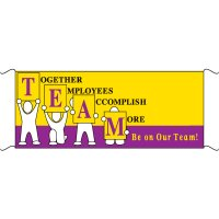 Safety Banners - Together Employees Accomplish More