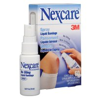 3M&trade^ Nexcare&trade^No Sting Liquid Bandage Spray