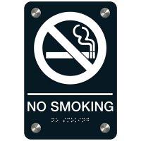 No Smoking - Premium ADA Facility Signs