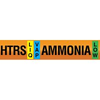 Opti-Code™ Ammonia Pipe Markers - High Temperature Recirculated Suction
