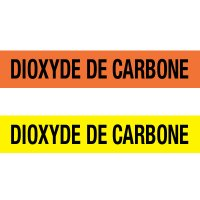 Opti-Code™ Pipe Markers - Dioxyde De Carbone