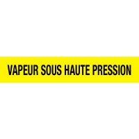 Opti-Code™ Pipe Markers - Vapeur Sous Haute Pression