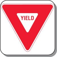 No Parking Signs - Yield