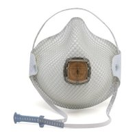 Moldex™ 2700N95 Particulate Respirators with HandyStrap® and Ventex® Valve 2700N95S