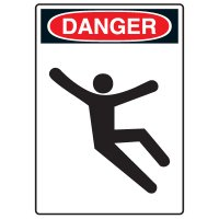Pictogram Signs - Slippery Surface