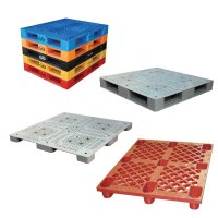 Plastic Pallets and Skids