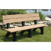Plastic Park benches